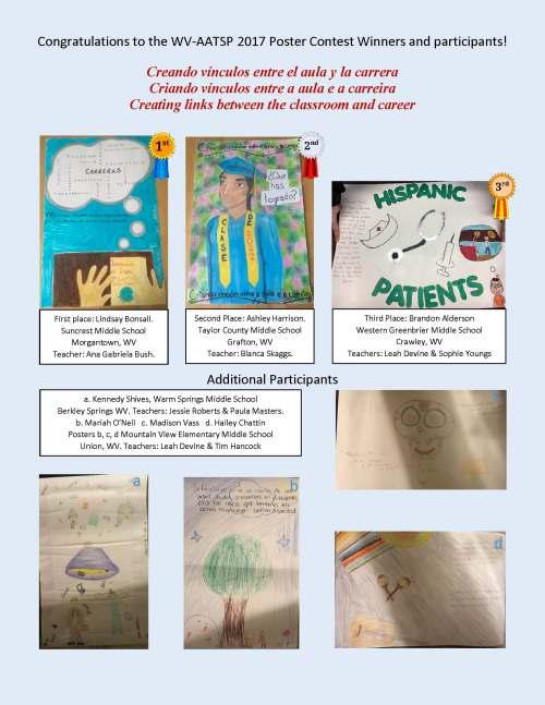 WV AATSP Poster Contest Winners 2017 (002)